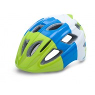Шлем R2 BONDY lime/blue