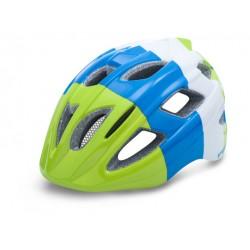Шлем R2 BONDY lime/blue