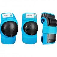 Защита детская для роликов Oxelo blue