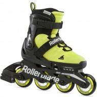 Ролики Rollerblade Microblade SE Black-Lime