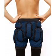 Детские защитные шорты Blue Sport Gear
