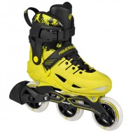 Ролики Powerslide Phusion Universe Yellow