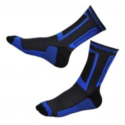 Носки для роликов Rollerclub blue/grey