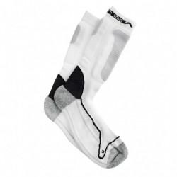 Носки SEBA White/Grey