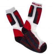 Носки SEBA White/Red