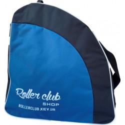 Сумка для роликов Rollerclub Blue/Black