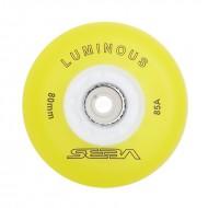 Cветящиеся колеса Seba Luminous Yellow