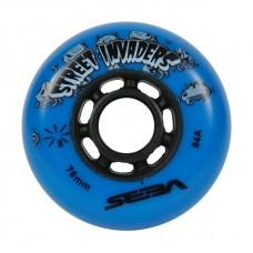SEBA Street Invaders Blue