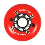 Колеса Gyro F2R Red 85А