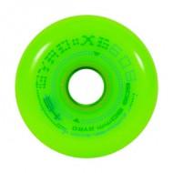 Купить колеса для роликов Gyro XG Green 80/84A