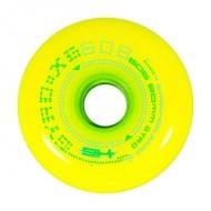 Купить колеса для роликов Gyro XG Yellow 80/86A