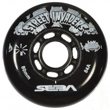 SEBA Street Invaders Black